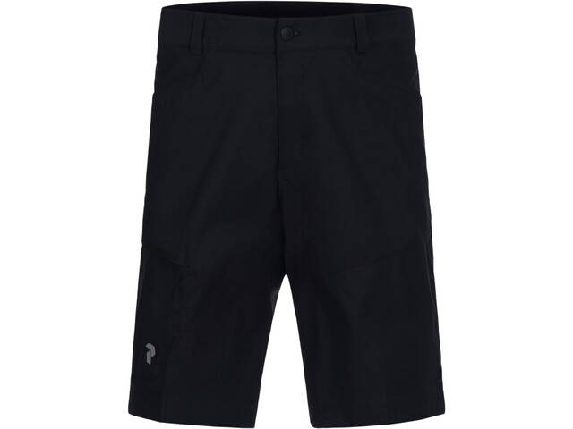 Peak Performance Iconiq Long Shorts Men black